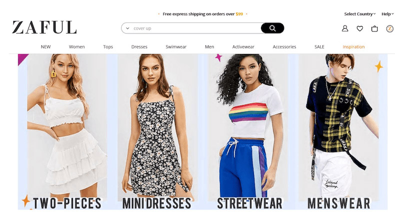 Zaful Review for Hot Clothing at Discounted Prices